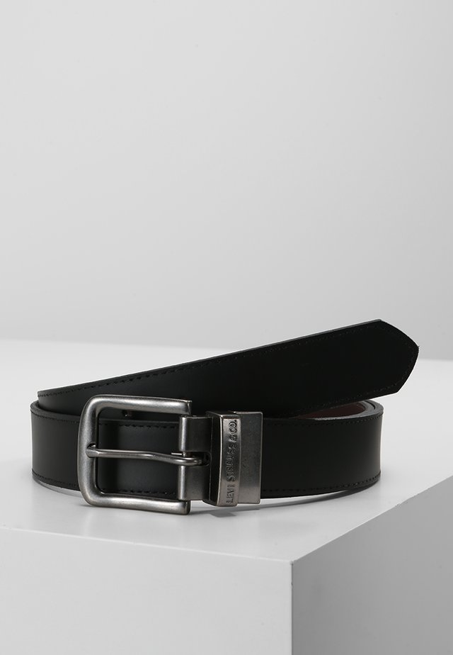 PIEDMONT - Belt - regular black