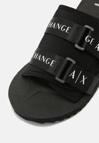 Armani Exchange - Mules - black - 6