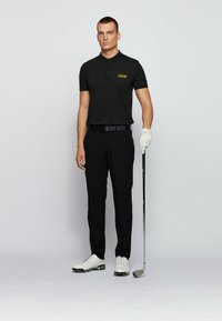 BOSS - PAUL BATCH Z - Poloshirts - black - 1