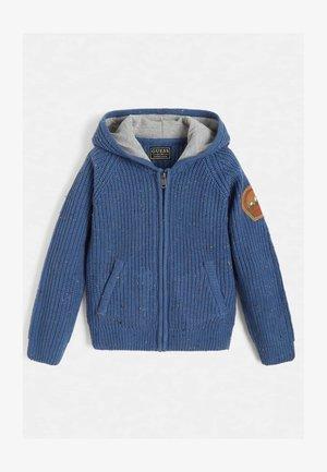 Bluza rozpinana - blau
