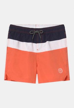JJIBALI JJSWIMSHORTS  - Swimming shorts - hot coral