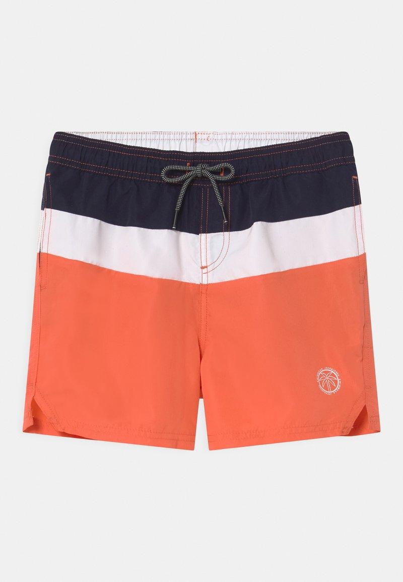 Jack & Jones Junior - JJIBALI JJSWIMSHORTS  - Swimming shorts - hot coral