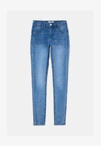 TALLY WEiJL - PUSH-UP  - Jeans Skinny Fit - blue denim - 5
