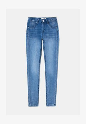 PUSH-UP  - Jeans Skinny Fit - blue denim