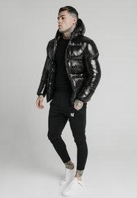 SIKSILK - ADAPT JACKET - Winter jacket - black - 0