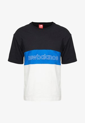 ATHLETICS CLASSIC  - Print T-shirt - black
