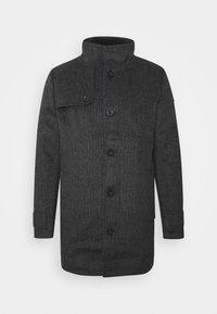 TOM TAILOR - COAT - Classic coat - dark grey - 4