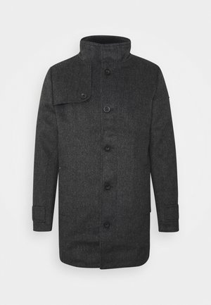 COAT - Classic coat - dark grey