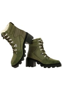 KENDALL + KYLIE - RODNEY - Veterboots - olive - 5