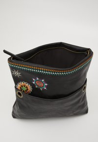 Desigual - BOLS CARLINA MIAMI - Across body bag - marron oscuro - 2