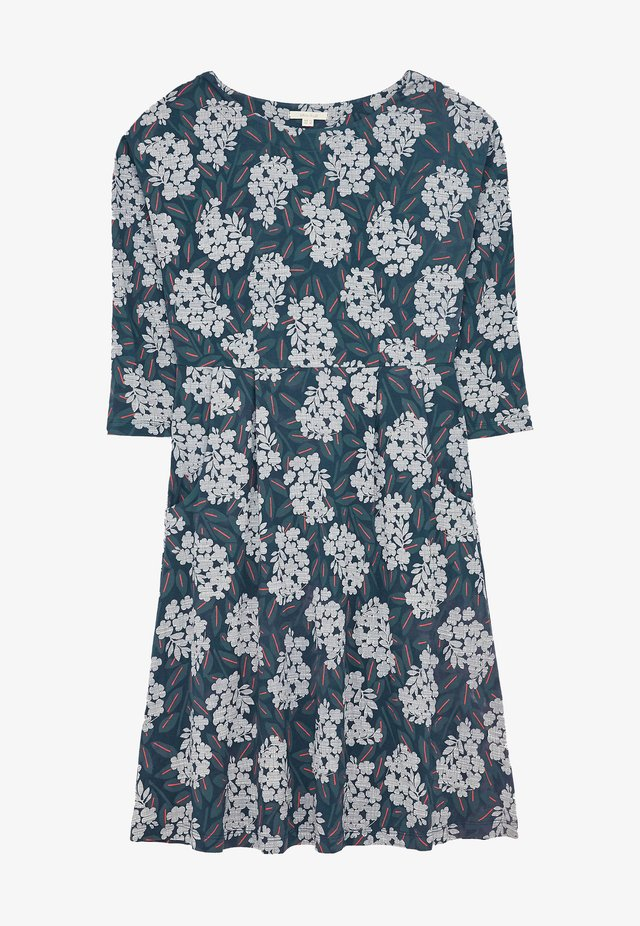 Robe d'été - marineblau multi