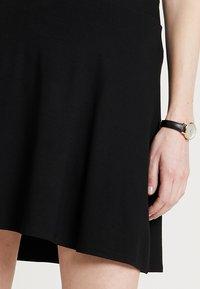 Esprit - BASIC SKIRT - A-line skirt - black - 4