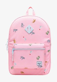 Herschel - School bag - candy pink circus animals - 0