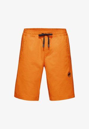 Sports shorts - dark cheddar