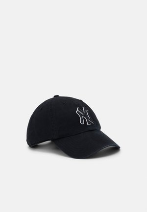 NEW YORK YANKEES CLEAN UP UNISEX - Cappellino - black