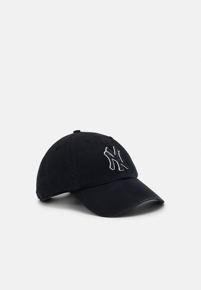 NEW YORK YANKEES CLEAN UP UNISEX - Pet - black