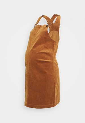 MLNEWNASSAU PINAFORE DRESS - Day dress - rubber
