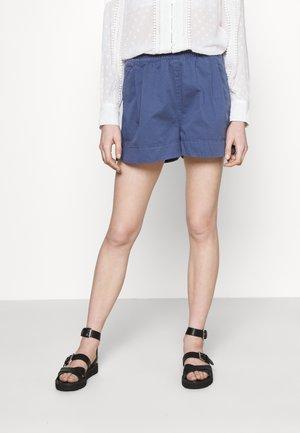 EVE  - Shorts - coastal blue