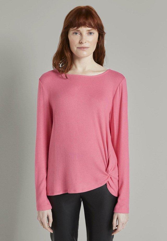Jersey de punto - charming pink