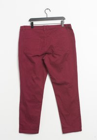 Sheego - Trousers - red - 1