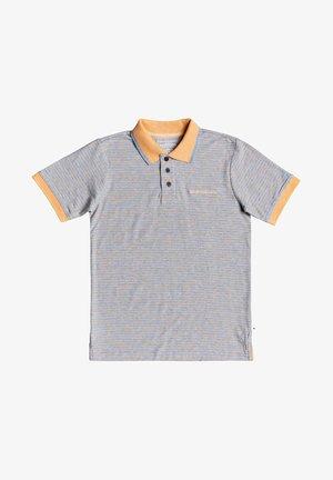 QUIKSILVER™ KENTIN - KURZÄRMLIGES POLO-HEMD FÜR JUNGEN 8-16 EQBK - Polo shirt - grey