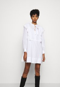 See by Chloé - Denní šaty - white - 0