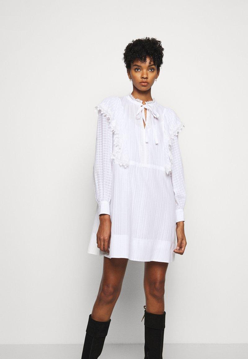 See by Chloé - Denní šaty - white