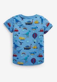 Next - 3PACK - Print T-shirt - multi coloured - 4