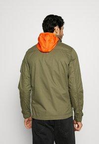 Schott - NIELSEN - Summer jacket - khaki - 3