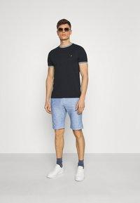 TOM TAILOR DENIM - Shorts - blue - 1