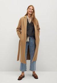 Mango - BREMEL-I - Classic coat - beige - 1