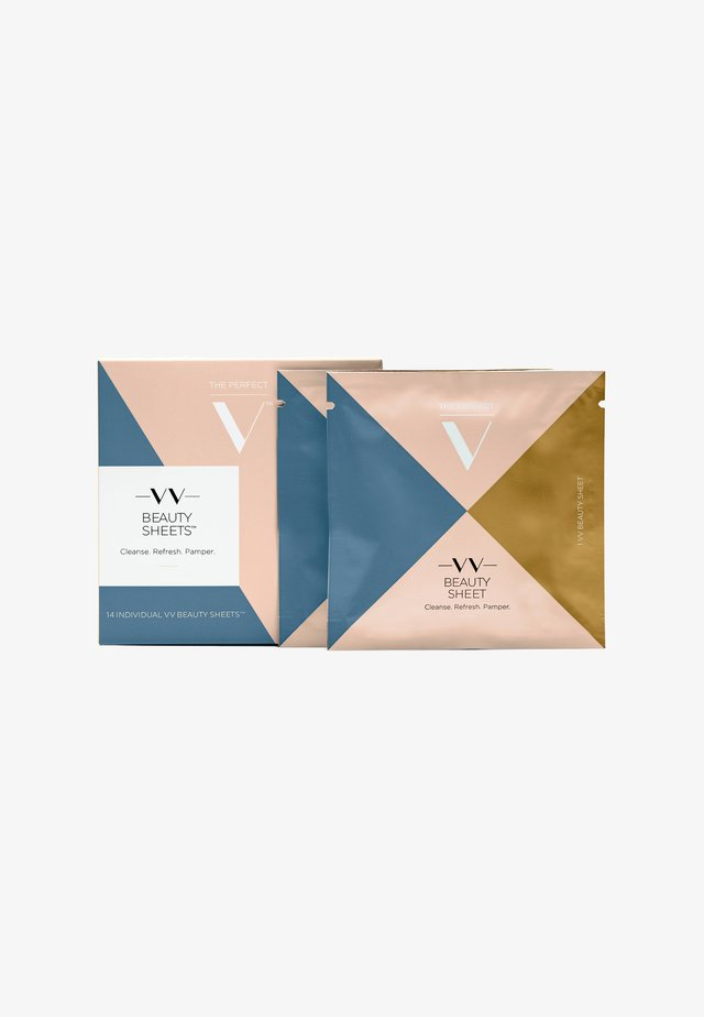 VV BEAUTY SHEET - Hydratatie - -