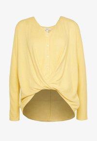 Esprit - Cardigan - dusty yellow - 3