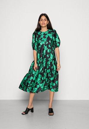LILICRAS DRESS - Cocktail dress / Party dress - green rose