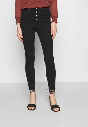 ONLSTARLA LIFE JEWEL  - Jeans Skinny Fit - black