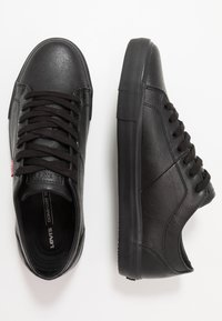 Levi's® - WOODWARD - Trainers - black - 1