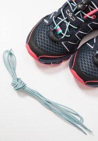 CMP - KIDS ALTAK SHOE 2.0 - Zapatillas de senderismo - navy/pink fluo/marina - 6