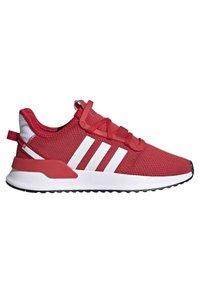 adidas Originals - U_PATH RUN SHOES - Skate shoes - red - 2