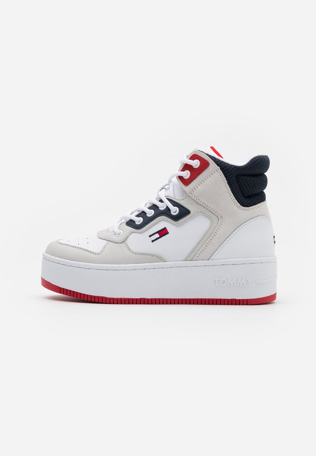 ICONIC MIDCUT  - Sneakers hoog - red/white/blue