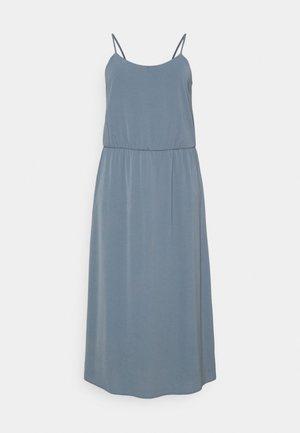 CARLUXINA DRESS SOLID - Day dress - blue mirage