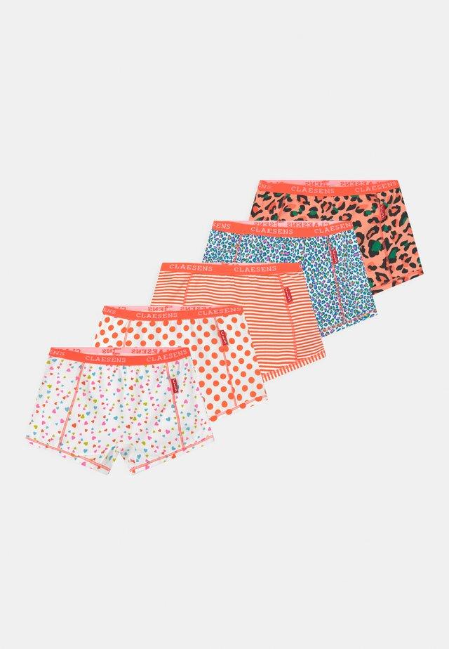 GIRLS 5 PACK - Pants - orange