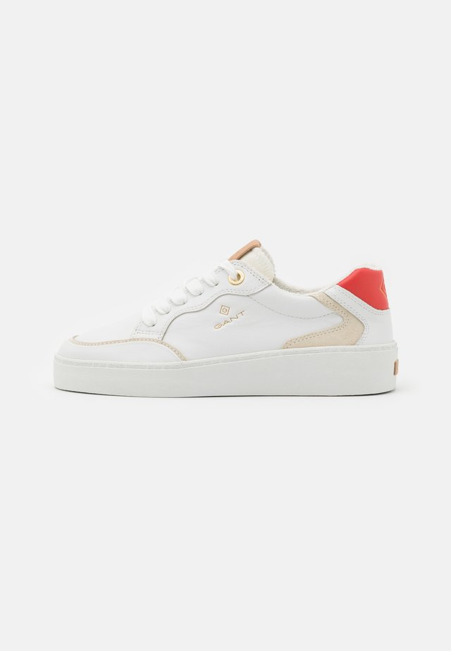 LAGALILLY - Sneakers laag - bright white/red