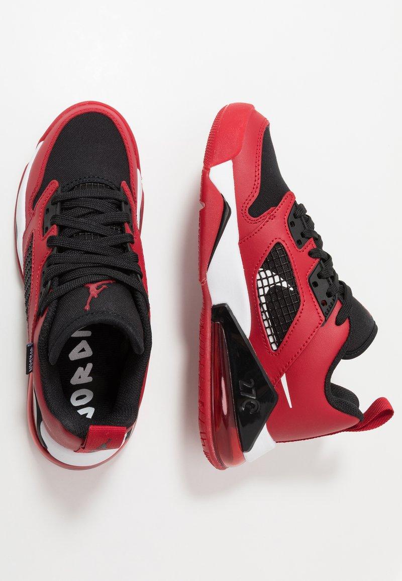 Jordan - MARS 270 LOW UNISEX - Basketball shoes - gym red/white/black