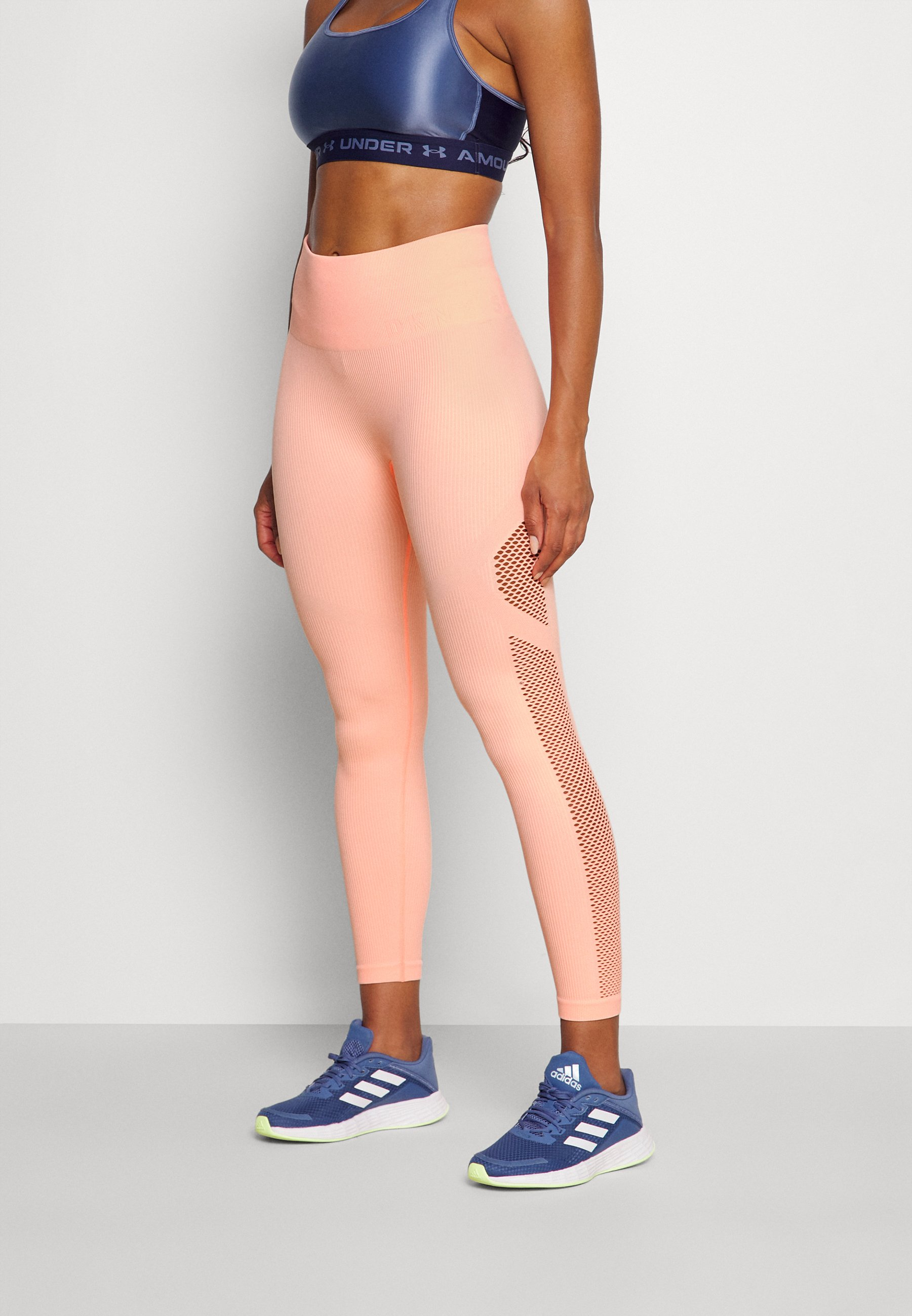 Femme HIGH WAISTED SEAMLESS  - Collants