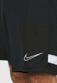 Nike Performance - SHORT - Sports shorts - black/white - 3