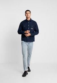 Calvin Klein Jeans - ARCHIVE ICONIC UTILITY SHIRT - Shirt - blue - 1