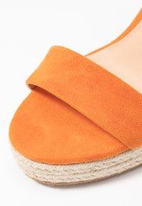 Even&Odd - Sandalen met hoge hak - orange - 2