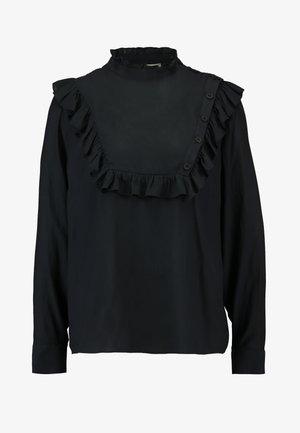 FLORENEZA BLOUSE - Bluser - black