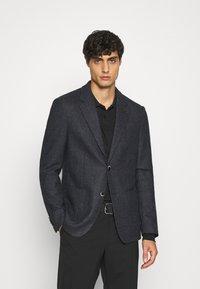 Bruun & Stengade - MAXI - Blazer jacket - navy - 0