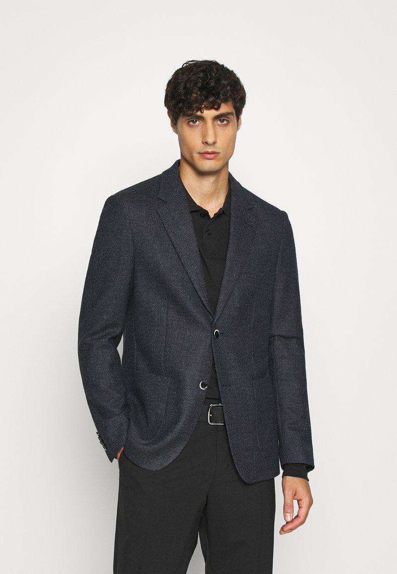 Bruun & Stengade - MAXI - Blazer jacket - navy